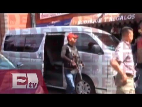 En Cuernavaca realizan captura de líderes de 'Guerreros Unidos'/ Titulares