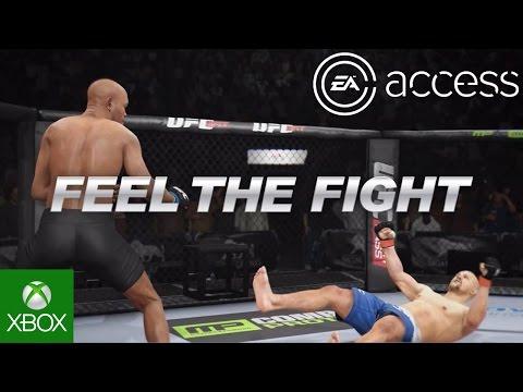 EA Access & EA SPORTS UFC