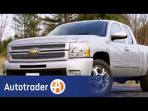 2013 Chevrolet Silverado 1500 - AutoTrader New Car Review