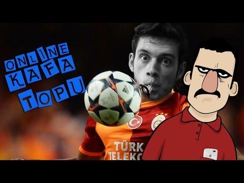 Online Kafa Topu (Mobil Oyun) ft. Teknolojiye Atarlanan Adam...