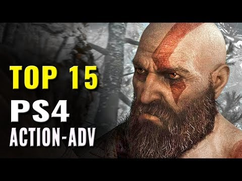 Top 15 PS4 Action-Adventure Games 2016, 2017, 2018