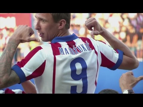 Mandzukic sees himself in Simeone