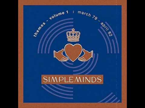 Simple Minds - Themes Vol 1 - theme 4 - Sweat in Bullet