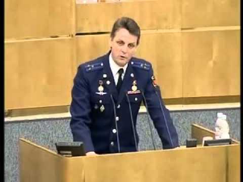 В.Д.Улас: выступление на последнем заседании Госдумы