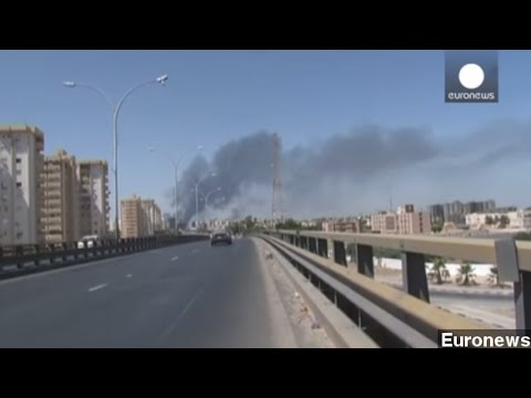Embassy Exit Shows How Chaotic Libya Has Become