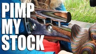 Pimp my rifle stock: the GRS factory in Norway