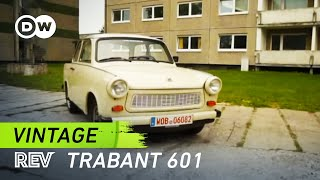 Back in Time with the Trabant 601 | Drive it!
