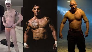 Tom Hardy - From 24 to 40 Years Old - Wild Wolf