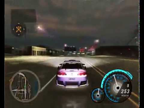 Need For Speed Underground 2 - 404km/h