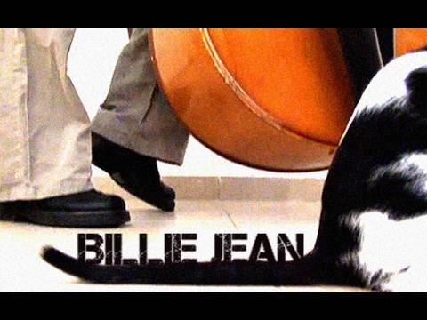 Bass Tribute to Michael Jackson - Billie Jean