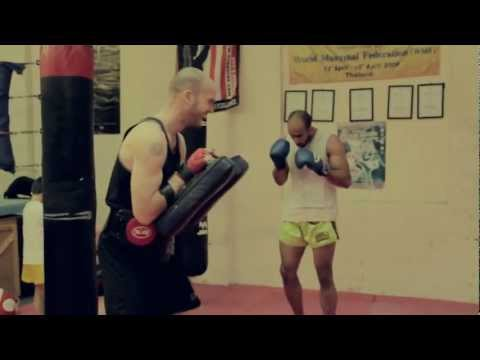 Thai Boxing UFC Training Session [CHARLES Jr.] Image 1
