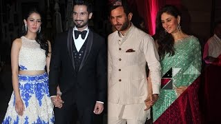 Download video Shahid - Mira's GRAND Wedding Reception: EXCLUSIVE Highlights | Planet Bollywood @ One,