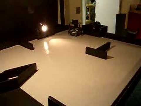 Stevens Institute of Technology Desgin 1 Robot Project Video