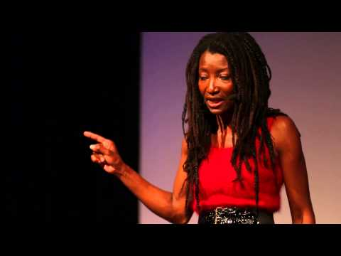 """Sojourner Truth's """"Ain't I a Woman"""": Nkechi at TEDxFiDiWomen"""