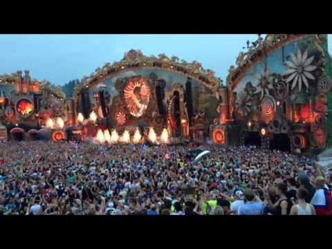 Tomorrowland 2014 Avicii - Wake Me Up En Vivo video