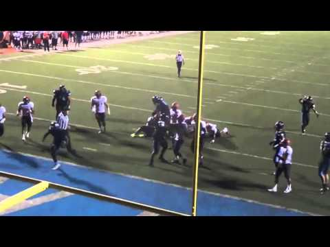 Moorpark College football's Chaffey comeback
