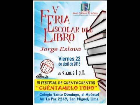 Entrevista a Santiago Riso en radio Filarmonia - Feria del libro
