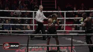 EKOW ESSUMAN v CURTIS FELIX - 30th November 2019 - Full commentary