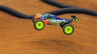 2013 Southern Nats: Pro Truggy A Main Highlights