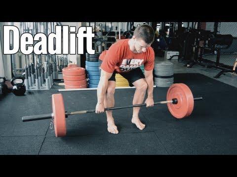 Deadlift (Kreuzheben) | Die Richtige Technik!