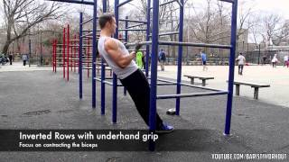 How to build a big biceps without a gym