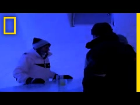 A Frozen Hotel?