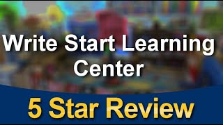 Write Start Learning Center Seminole Excellent 5 Star Review by Carly S.