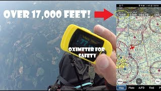 Flying to 17,000 Feet On My Paramotor... Without Oxygen!