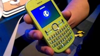 Nokia Asha 200 Dual SIM Demo