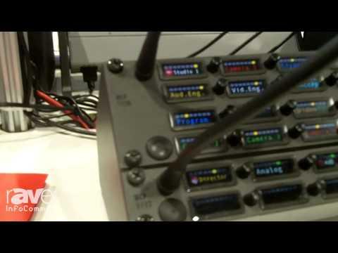 InfoComm 2014: Riedel Shows AVB Based Intercom System