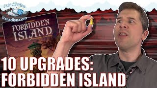 10 Component Upgrades for Forbidden Island