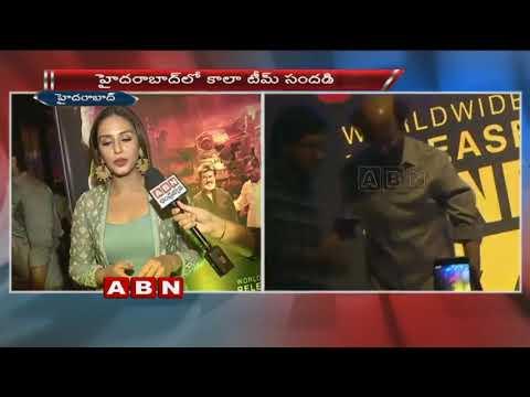Actress Huma Qureshi on working with Rajinikanth in Kaala | Face to Face