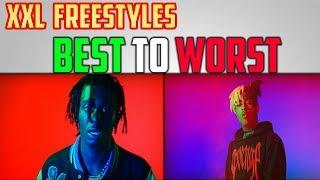 download lagu Xxl Freshman 2017 Freestyles - Best To Worst gratis