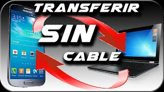 Como conectar mi celular o tablet Android a mi pc SIN CABLE