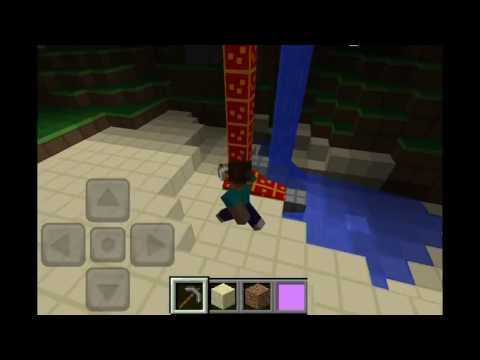 Watch Minecraft Pocket Edition Seeds: herobrine