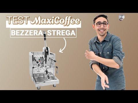 Présentation de la Bezzera Strega