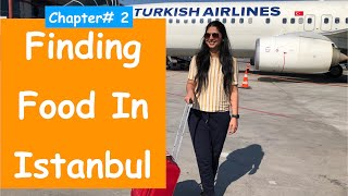 Istanbul City | Turkish Veg Food | In Hindi | Turkey Travel