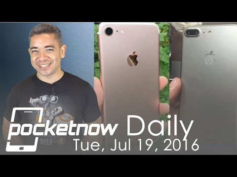 iPhone 7 Pro codenames, Samsung Odyssey VR & more - Pocketnow Daily