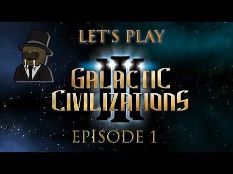 Galactive Civilizations 3 Let's Play. Ep. 1(Centauri Republic)