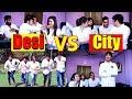 School Life Of Desi VS City || Virat Beniwal Ft. Namra qadir thumbnail