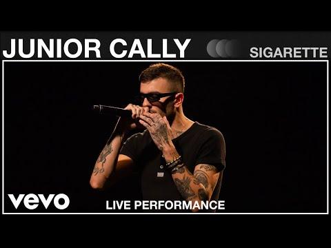 Junior Cally - Sigarette - Live Performance | Vevo