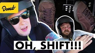 Learn to Heel & Toe Down Shift (feat. ImmortalHD) | HOT LAP