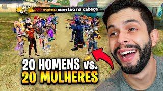 ROLOU TRAIÇÃO?!? GUERRA HOMENS VS. MULHERES NO DIA DOS NAMORADOS!!!