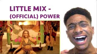 Little Mix Power Official Video ft Stormzy ALAZON EPI 196 REACTION
