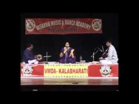 BHAVANUTHA - Carnatic Classical Music - Vocal