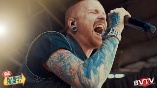 """Memphis May Fire - """"Virus"""" (Brand New Song!) LIVE! @ Warped Tour 2017"""