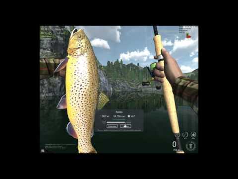 fishing planet ловля лосося