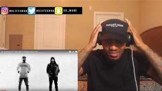"Eminem is the one who needs a FITB! | Royce da 5'9"" - Caterpillar ft. Eminem, King Green 