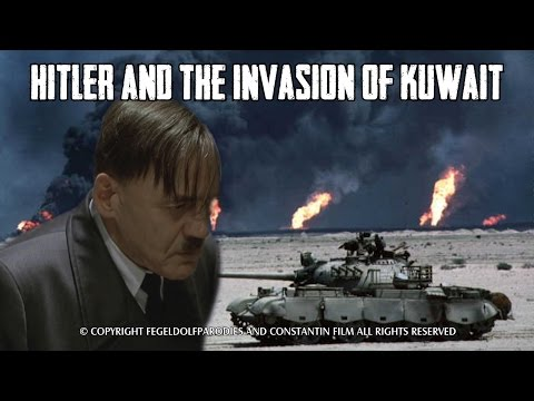 Hitler and the Invasion of Kuwait