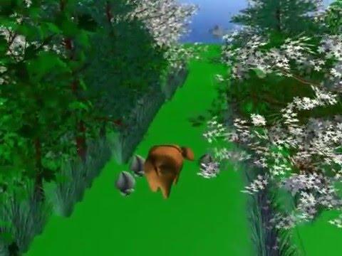 3D Animation_เรื่องกล้วยปิ้งผจญภัยavi